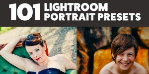 Take your portrait photos from good to great with a single click