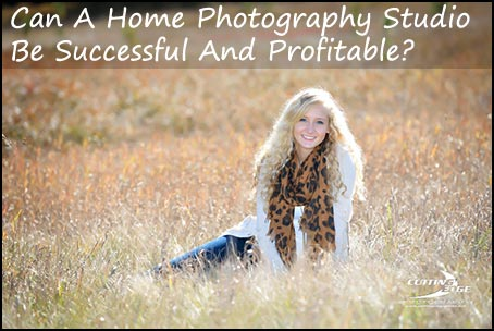 How to run a successful and profitable home photography studio