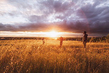 How to create a picture in words: What inspires you to create your photographs to begin with?