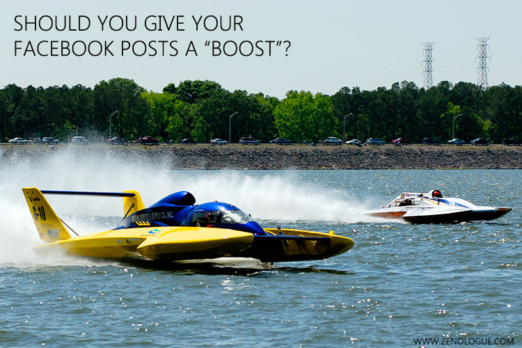 Photography Facebook ads: Should you give your Facebook posts a boost for more reach?