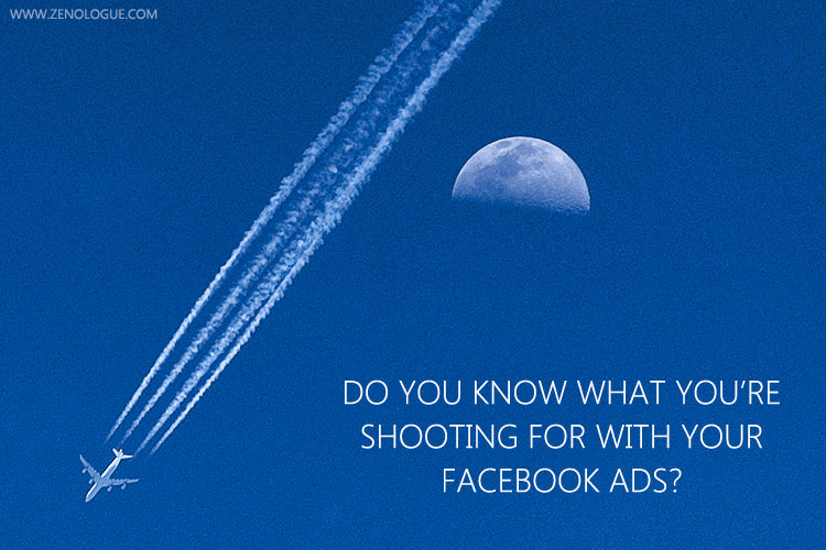 Photography Facebook ads: Do you know what you're shooting for with your Facebook ads?