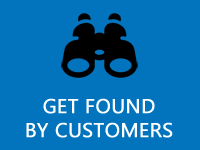 Get found by customers